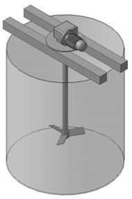 устройство для перемешивания солода и воды