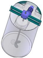 Электромешалка лопастного типа МДПТ-Р-195