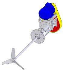 Электромешалка МДПТ-350