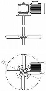 Графический рисунок МДТТ-700