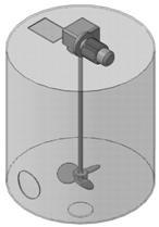 Мешалка пропеллерного типа МДПТ-200