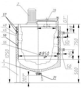 Аппарат ВПК01-0,5-0К-ТС-МДПТ-200