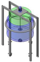 устройство для перемешивания клеевого раствора