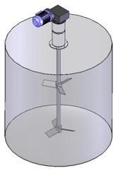 устройство для перемешивания щёлочи