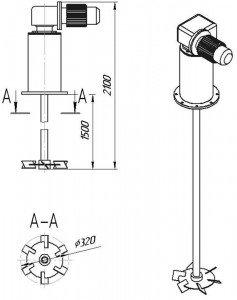 Графическое изображение МДТТ-320